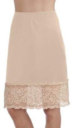 Vanity Fair Radiant by Women's Luxurious Lace Half Slip, Style 11047 Dress Skirt, Lace Skirt, Slip Dresses, Draped Fabric, Beautiful Lingerie, Stretch Lace, Vanity Fair, Boho Fashion, Girly