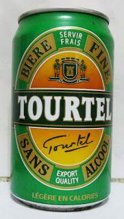 LATAS Y BOTELLAS COLECCIÓN: LATA TOURTEL 33CL , ORIGEN FRANCIA 1992