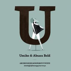 Alluring illustration project celebrates the best in typography | Graphic design | Creative Bloq