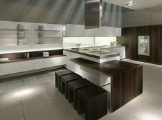 Cozinha de carvalho ICON by ERNESTOMEDA | design Giuseppe Bavuso