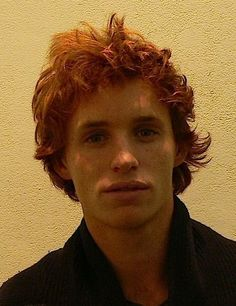 These are excerpts from an adorable Eddie Redmayne interview 5 March 2010 ( full interview here ) (In the interview he talks about The . Hot Ginger Men, Cute Ginger, Ginger Boy, Ginger Hair, Eddie Redmayne, Christian Grey Actor, Red Hair Boy, Guys With Red Hair, Redhead Characters