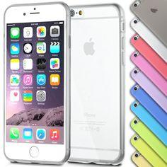 Aero Case für Apple iPhone Schutz Hülle Back Cover Bumper Durchsichtig Silikon…