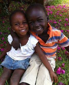 Katie Davis' Sweet Children...IN LOVE