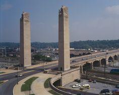 Description State Street Bridge (Harrisburg) HAER color.jpg