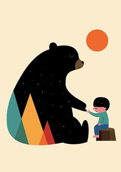 Promise by Andy Westface #Illustration