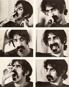 Frank Zappa i realy like myself so much