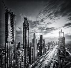 Titanium  Cityscape Photography by Alisdair Miller