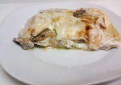 Imperdibile la ricetta delle Lasagne bianche porcini e salsiccia Bimby. Ecco gli ingredienti che ci servono...