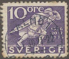 Sweden - D'n'D Stamps
