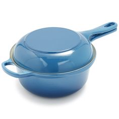 Le Creuset Marseille Two-in-One Pan L2544-221M , 2.5 qt.