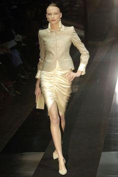 Armani Privé | Spring 2006 Couture Collection | Style.com