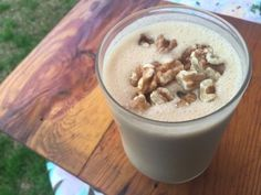 Celebrate National Peanut Butter Day with a High Protein Peanut Butter Cup Milkshake High Protein Peanut Butter, Natural Peanut Butter, Peanut Butter Cups, Healthy Smoothies, Healthy Snacks, Healthy Eating, Post Workout Breakfast, Dark Chocolate Chips, Milkshake