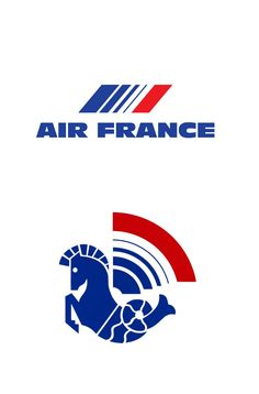 First airline I ever flew on. Airline Logo, Airline Travel, Air Travel, Vintage Poster, Vintage Travel Posters, Air France, Air Inter, First Class Flights, Travel Posters