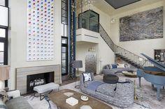 Top Interior Design Trends For 2015 Luxury Interior Design, Interior Design Inspiration, Online Furniture, Luxury Furniture, 2015 Trends, Fireplace Mantel, Fireplaces, Interior Design Living Room, Design Trends