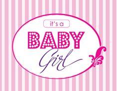 Poodle Baby Shower – Free printable download | How Joyful