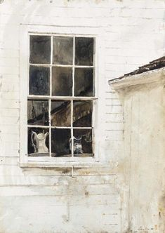 Andrew Wyeth - an artist whose work you should see to believe.