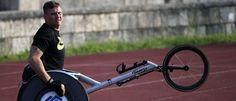 Meia-maratona de Lisboa é um dos tópicos da lista de David Weir - Notícias ao minuto