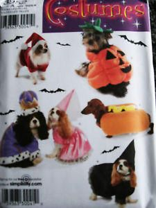 DOG- CLOTHES-COSTUMES- PATTERNS