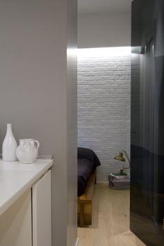 Loft CF #apartmentin in Rome- Project by Manuela Tognoli   #architettura #interiordesign #loft #industrial #style