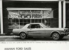 Classic Car News – Classic Car News Pics And Videos From Around The World Ford Mustang 1964, Mustang Cars, Car Ford, Ford Mustangs, Classic Mustang, Ford Classic Cars, Mustang Dealership, Bicicletas Raleigh, Mustang Restoration