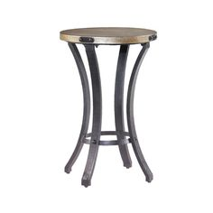 Found it at Wayfair - Hidden Treasures End Table