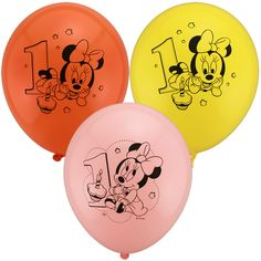 1st birthday minnie | ... from Birthday Direct - Minnie Mouse 1st Birthday Party Supplies