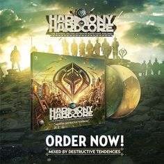 You'd like this one by beatfreaksnl #thaplayah #gabbermadness (o) http://ift.tt/2oZ1XSf Of Hardcore 2016. Order Now! Mixed by Destructive Tendencies. #harmony #hardcore #destructivetendencies  #partyraiser #promo #neophyte #nosferatu #ruffneck #negativea #artoffighters #evilactivities