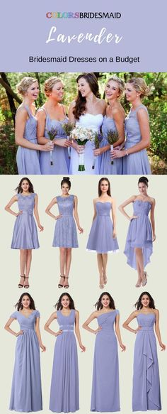 Looking for Amazing Lavender Bridesmaid Dresses  b00131a5abd4