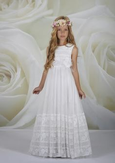 Little Dresses S Communion Solennelle Holy First
