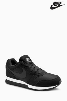 16f0bf14e3d8 Buy Nike Black MD Runner from the Next UK online shop