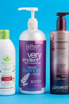 These products do the same job (or better!) as other brands—without harmful chemicals.