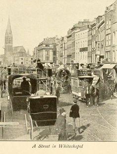 A Street in Whitechapel