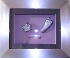 hand & foot moulds www.keepsake4u.com.au