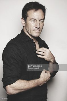 Actor Jason Isaacs is photographed for Self Assignment on February 2014 in Berlin, Germany. Pretty Men, Pretty Boys, Beautiful Men, Jason Isaacs, New Star Trek, Gene Kelly, Myrna Loy, Most Handsome Men, British Actors