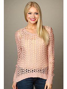 2013 Spring Summer Crochet Sweater over T