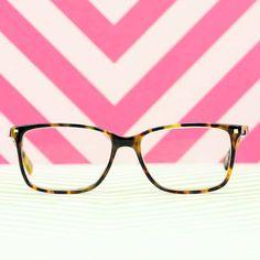 1d7ad527305 Tortoiseshell Detailed Square Eyeglasses  636525