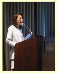 Shizuka Bernstein Lectures for Milbon's Overseas Training Tour in NYC