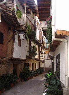 Villanueva De La Vera. Turismo Extremadura. Apartamentos en La Vera. www.veraguaocio.com