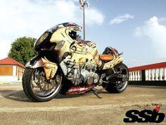 2005 Suzuki Hayabusa | Bomba Busa! -
