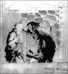 Shock Illustrated 1956