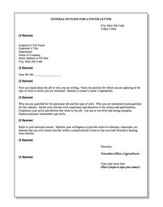 Formal complaint letter template httpresumesdesignformal general outline for a cover letter sample httpresumesdesign spiritdancerdesigns Gallery
