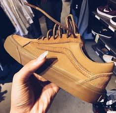 Vans Old Skool • Oak
