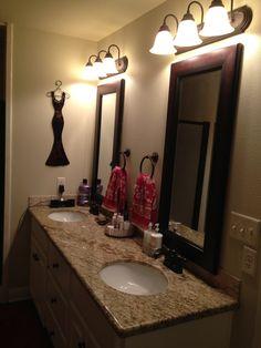 Kinsmen Homes Katherine Plan In CastlegateII College Station - Oil rubbed bronze mirrors bathroom for bathroom decor ideas