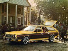 1976 American Motors Hornet Sportabout D/L Station Wagon