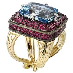 Stephen Webster Collection Seven Deadly Sins, Sloth Ring