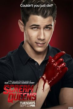 Nick Jonas stars in the new Scream Queens