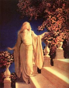 Maxfield Parrish, ceendrillon