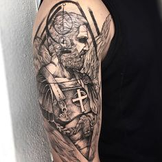 Anjo da guarda do @danilodimas valeu man #eletricink @inkonik_tattoo_studio