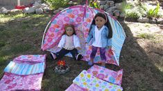 By Brenda Savage   Not long after Emma arrived, Sophie wanted a tent. I decided to try and make one. I found a picture on Pinterest from a...