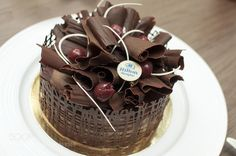 Black Forest Cake by aperture24
